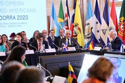 """Republica Dominicana sera sede - Cumbre Iberoamericana 2022 """"Innovación para el Desarrollo Sostenible-Objetivo 2030"""""""