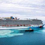 Gigante Barco Norwegian Breakaway inaugurará puerto de Cruceros Taino Bay Port en Puerto Plata en octubre 2020
