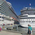 Esta semana llegan a RD siete barcos cruceros con 32 mil visitantes
