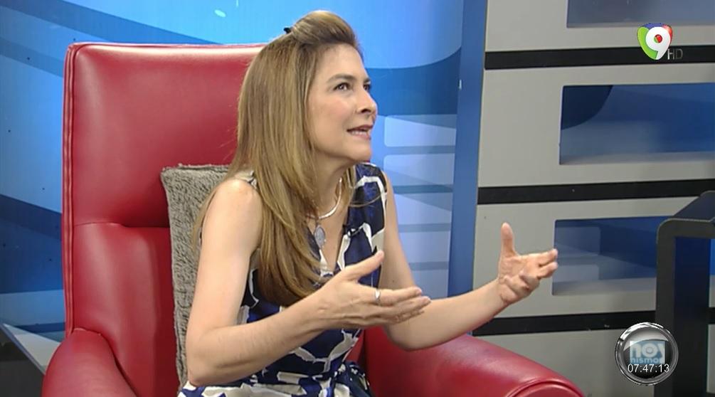 Carolina Mejía promete convertir Sto. Dgo. en  destino turístico de primer orden