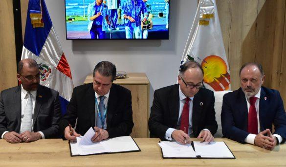 Aerolinea Iberia apuesta por el turismo de calidad en República Dominicana