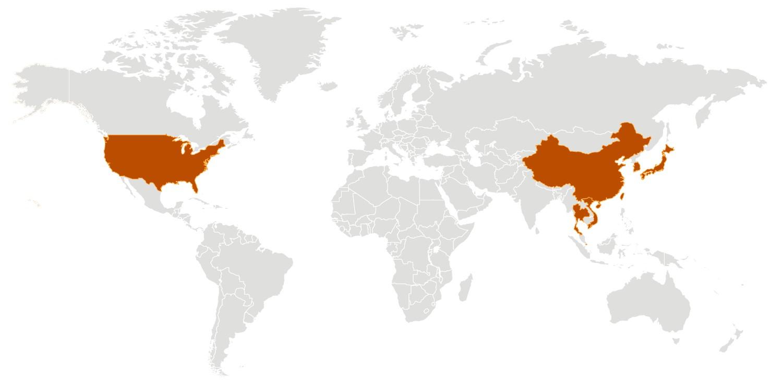 """El sector turístico mundial teme el """"pánico"""" por el coronavirus de China"""