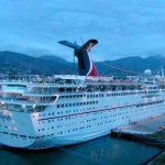 Miles de cruceristas arribaron a Puerto Plata para Año Nuevo