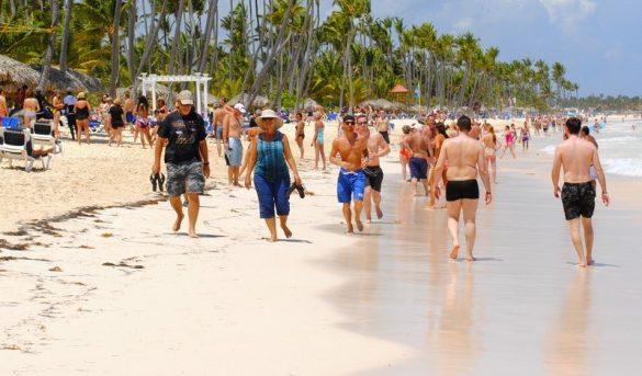 Turismo dominicano arranca con buen pie