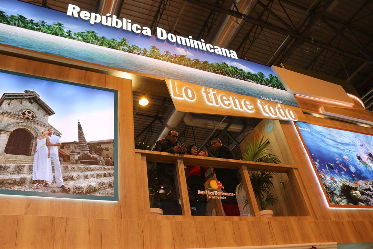 El gran reto de República Dominicana en Fitur 2020