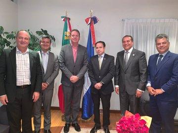 Aerolínea mexicana Interjet muestra gran interés por operar vuelos a RD