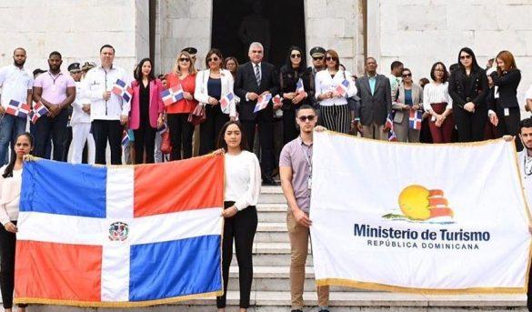 En tributo a Héroes de la Patria, MITUR resalta logros y crecimiento sostenido del turismo