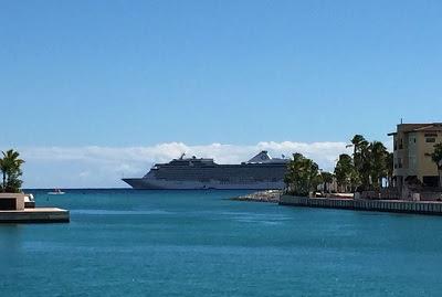 MITUR informa de la llegada esta semana 16 cruceros con 62 mil visitantes