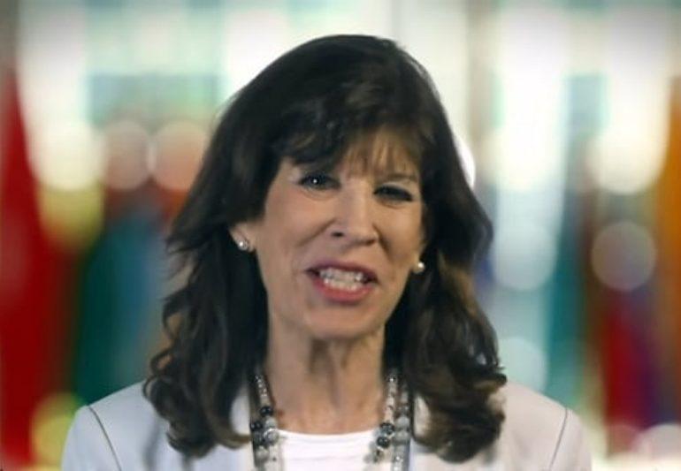 Embajadora USA, Sra. Bernstein, enamorada de República Dominicana