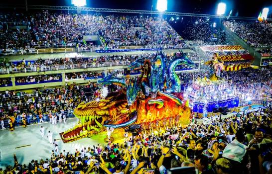 Carnaval de Río 2020 ¿Cuántos turistas llegan a Brasil para este evento?