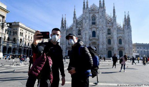 Coronavirus, un azote para el turismo en Europa