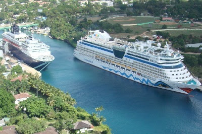 MITUR informa RD recibe esta semana |14 cruceros con 48 mil visitantes