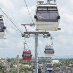 Turistas también se benefician del Transporte Público del Gran Santo Domingo