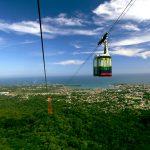 ¿Sabías que el Teleférico en Puerto Plata es el único del Caribe?