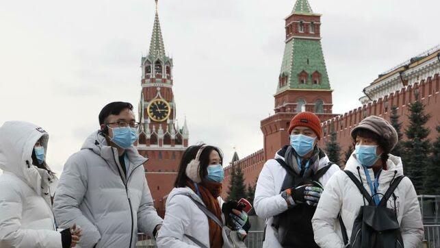 Rusia perderá 41 millones euros en turismo por suspender la entrada de chinos
