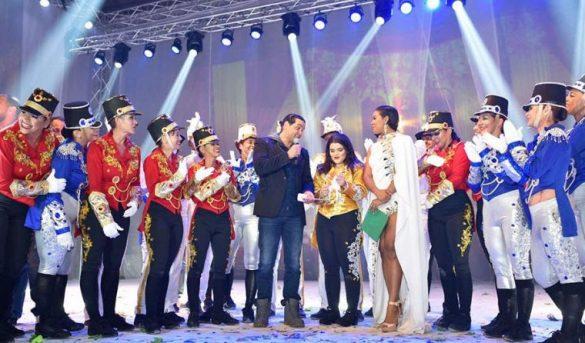 Turistas se interensan por acciones Carnavalescas. Puerto Plata gana Kanibarú