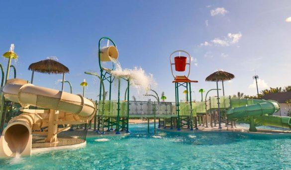 Punta Cana posee 9 de los 20 mejores resorts familiares del Caribe