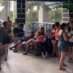 RD alberga en hotel a turistas varados tras cierre de aeropuertos