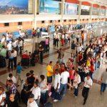 Aeropuerto Cibao suspende sus operaciones comerciales hasta el 12 de abril