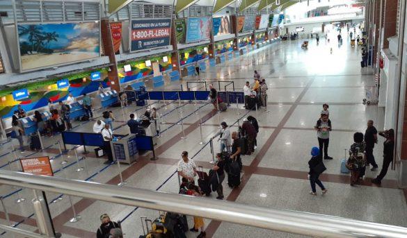 ¿Cuáles aerolíneas todavía funcionan desde República Dominicana?