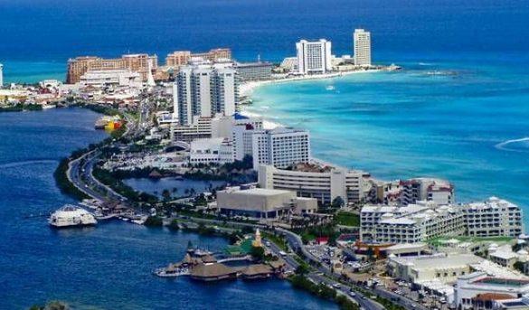 Turistas europeos temerosos se alejan de asiáticos en tours de Cancún