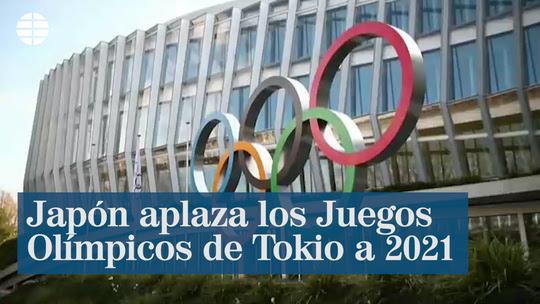 Los Juegos de Tokio se aplazan a 2021 y dejan un año perdido para el deporte