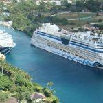 Esta semana llegan a RD 11 buques cruceros con 45 mil visitantes