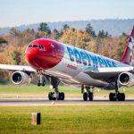 Turismo anuncia vuelo directo entre Puerto Plata y la ciudad suiza Zúrich