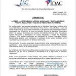 República Dominicana coordina operaciones de 'vuelos ferries' para repatriación de turistas