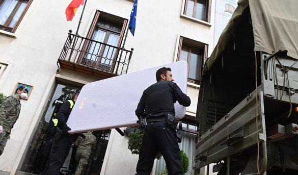 Madrid ultima la apertura de hoteles medicalizados para enfermos leves