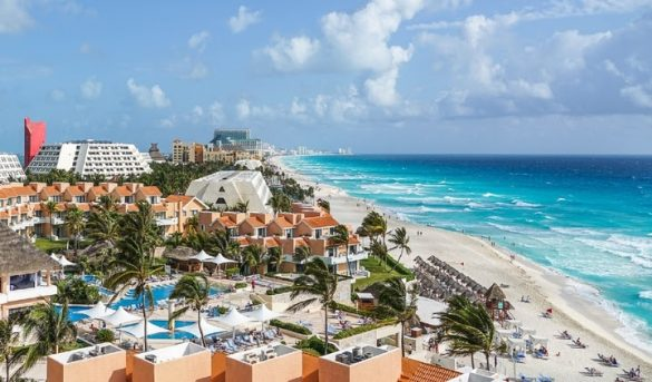 El golpe del coronavirus a la joya del Caribe Mexicano: Quintana Roo no recibirá turistas en Semana Santa