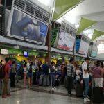 Despegan 25 vuelos ferries desde el Aeropuerto de Las Américas en Santo Domingo en los últimos 4 días