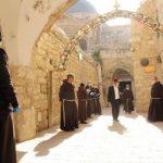 Tierra Santa celebrará su primera Semana Santa sin peregrinos por COVID-19
