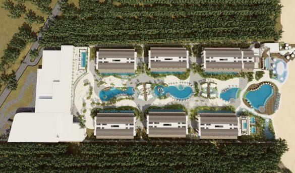 El Serenade Punta Cana mueve para septiembre próximo su apertura oficial