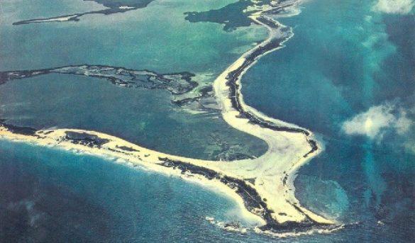 Imágenes muestran como era Cancún antes de las construcciones turísticas