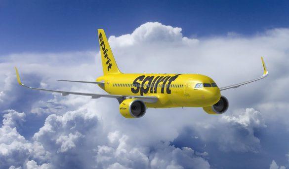Spirit hará vuelo humanitario de Santo Domingo a Estados Unidos