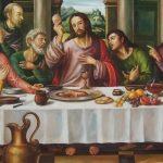 """Hoy es Jueves Santo; """"la última cena del Señor"""""""