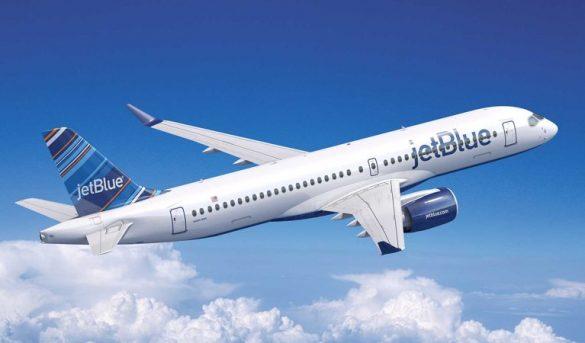 JetBlue autorizada a operar 5 vuelos ferries entre viernes y lunes a EE UU y Puerto Rico desde Santo Domingo, RD