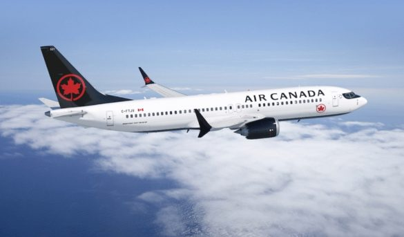 Air Canada programa vuelos a Punta Cana, Samaná y Puerto Plata para inicios de junio 2020