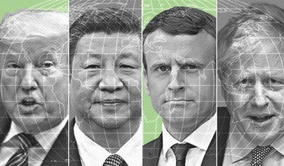 El nuevo orden mundial tras el coronavirus: el debate soterrado de la geopolítica ya ha empezado