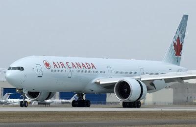 Air Canada incluye a Punta Cana y Samaná, entre 51 programaciones de operaciones desde mayo 2020