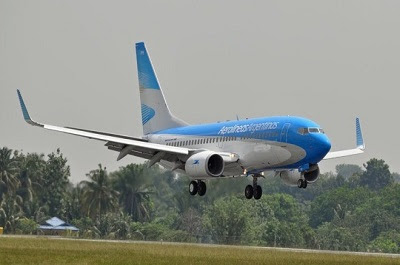 Aerolíneas Argentinas realizará vuelo especial desde Punta Cana este martes 07 para trasladar argentinos de vuelta