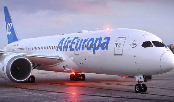 Air Europa refuerza medidas de seguridad; está lista para volar