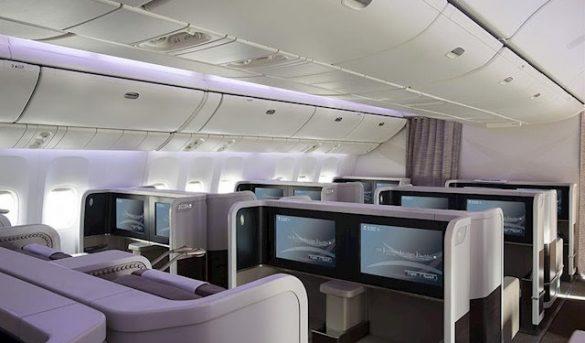 Los filtros HEPA de los aviones impiden la transmisión del coronavirus a bordo
