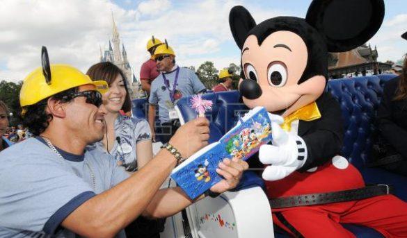 Parques Disney en Florida, USA planean reabrir a mediados de julio