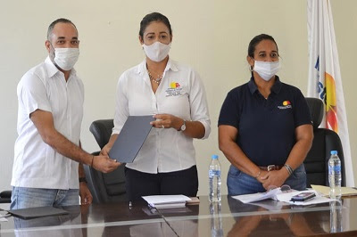Ministerio de Turismo coordina con Alcaldía municipio Luperón desarrollar el turismo en la zona