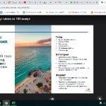 """OPT Mitur en Rusia participa en webinar """"La vuelta al mundo en 180 minutos"""" del TTOO Coral Travel"""
