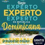 Mitur presenta programa de capacitación con curso gratuito y a distancia, como experto en Rep. Dominicana