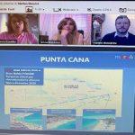 OPT de Mitur en Italia realiza capacitaciones on line con AAVV y TTOO sobre el producto turístico de Rep. Dom