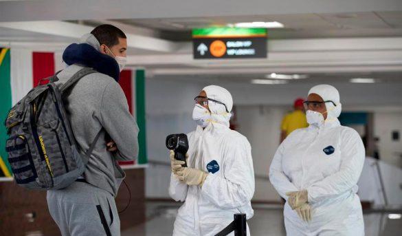 Protocolo Turistico advierte solo pasajeros, empleados y tripulantes podrán estar dentro de aeropuertos
